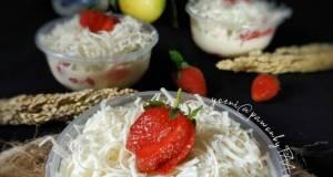 Saus Salad Buah Homemade