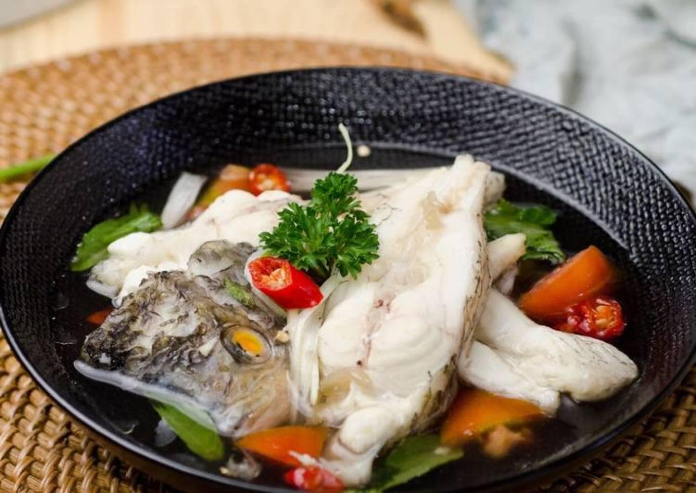 Hasil gambar untuk Sop Ikan Gurame
