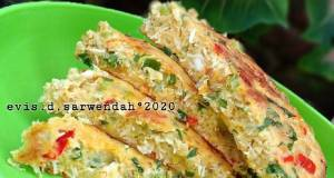 Telur Dadar Ala Padang