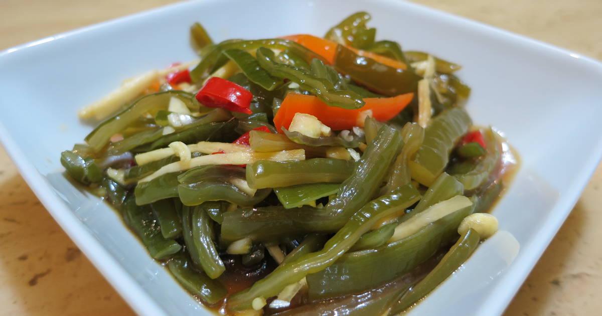 江小慧 發表的 涼拌海帶根 食譜 - Cookpad