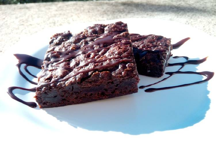 No fuss Chocolate (sheet) Cake