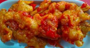 Balado Ayam Fillet