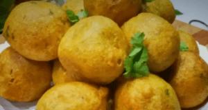 Gram flour (Besan)Pakora
