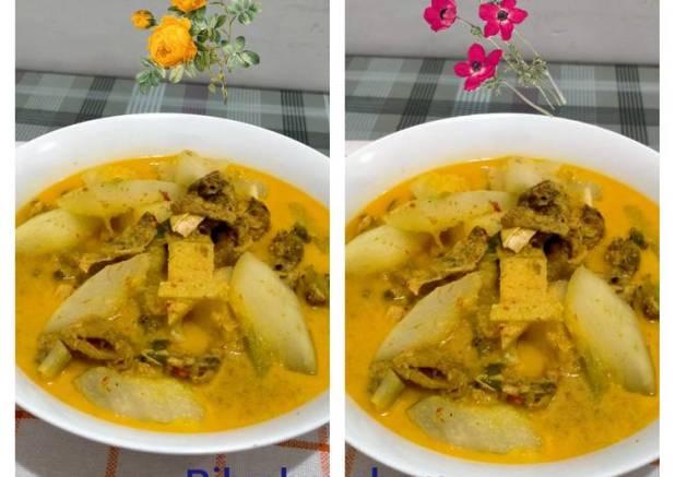 Gulai Ayam & Gundur