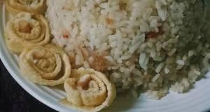 Nasi goreng Bunda ala Mimi Firda