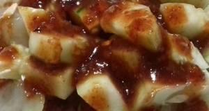 Bakso Aci Bumbu Kacang