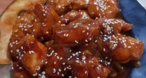 Chiken Honey / Ayam Saus Madu