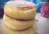 Resep Japanese Shouffle Pancake (Pancake Jepang) Favorit