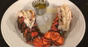 Broiled LobsterTails