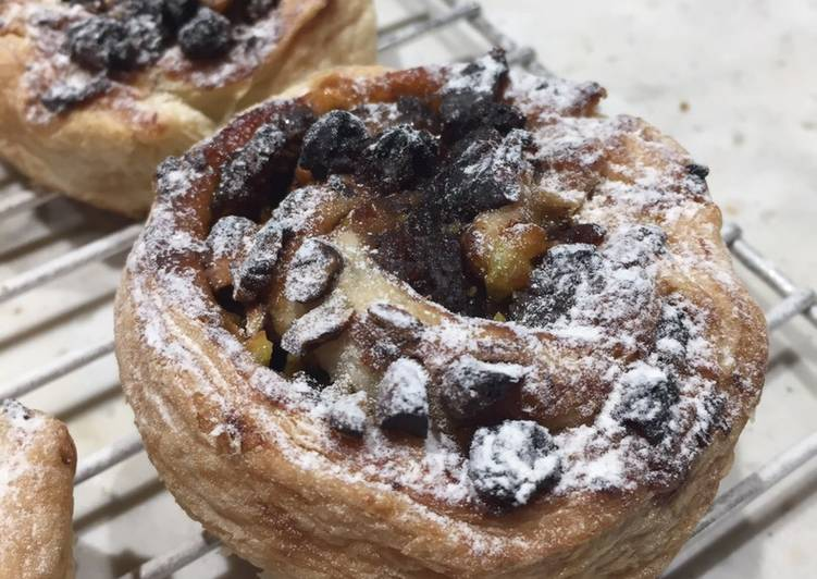 Mince Pie Roulades