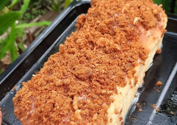 Roti Sobek Abon Sapi