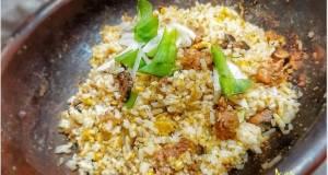 Nasi Goreng Telur Khusus