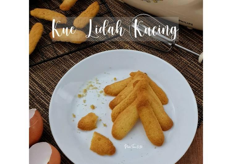 173. Kue Lidah Kucing