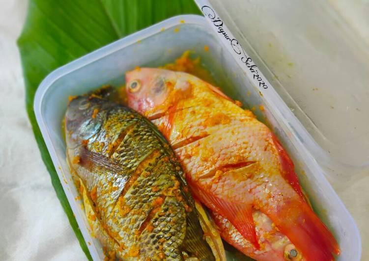TIPS Menyimpan Ikan Nila