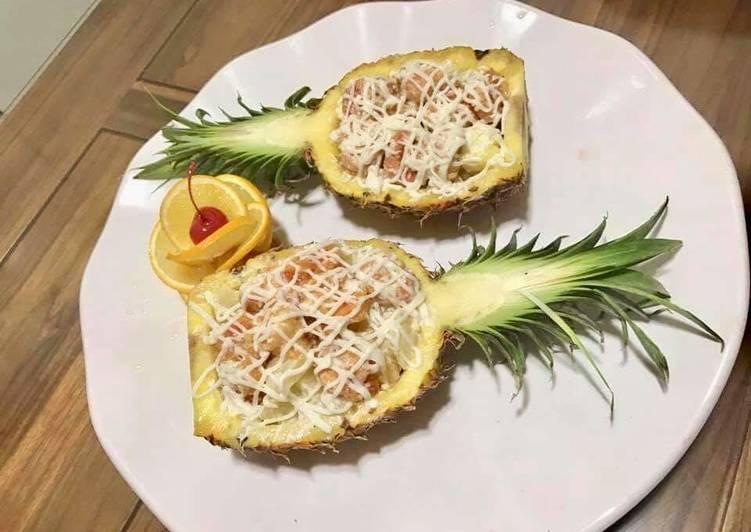 魏鈺娟(娟娟廚房創意料理) 發表的 鳳梨蝦球 食譜 - Cookpad