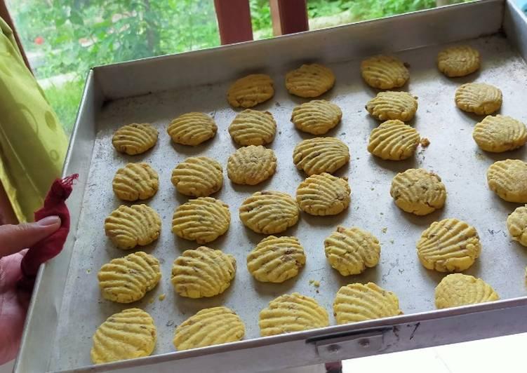 Cookies Keju Bawang