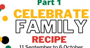 Celebrate Family Recipe Competition
