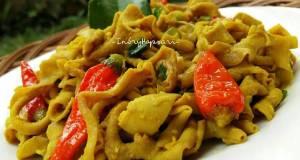 Usus Ayam Bumbu Kuning resep Mama