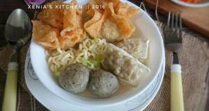 Bakso Malang / Bakwan Malang 🍜