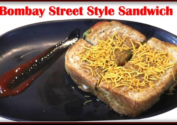 Bombay style Sandwich