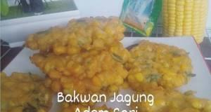 Bakwan Jagung Adem Sari