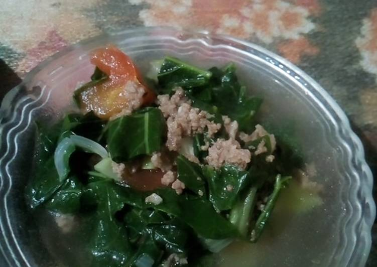 , How to Cook Appetizing Chinese Cabbage Soup