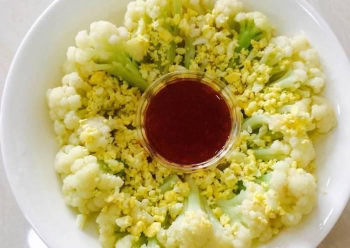 Resep Brokoli dan telur rebus#healthy food Top