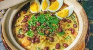 Bubur Asyura Banjar (Bubur Nasi Istimewa)