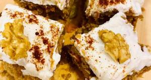 Ingredient Carrot Cake Bites 🥕🥕 (No Sugar, No Flours, No Dairy)