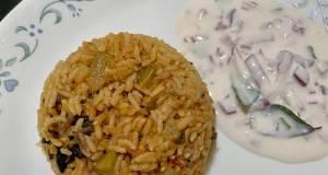 Bottle Gourd Rice
