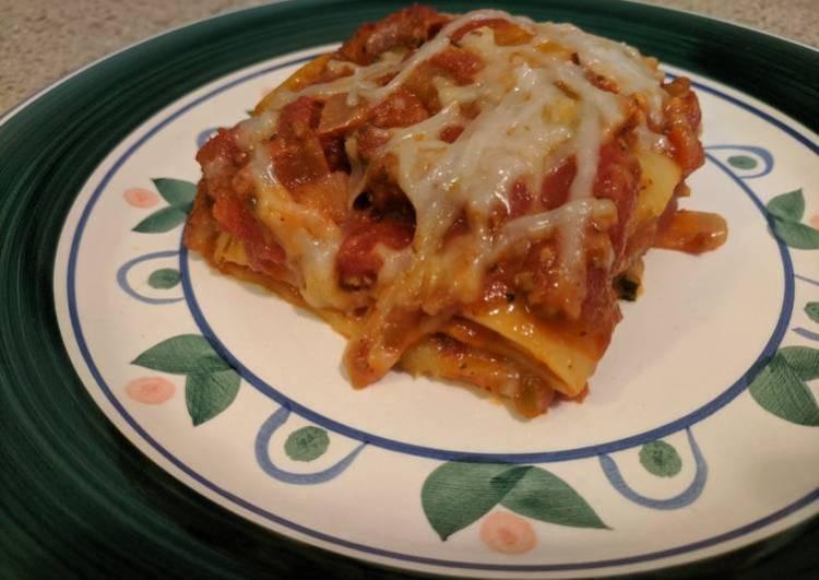 Ray's Vegan Lasagna