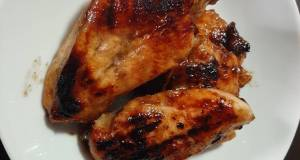 Asian Breast Chicken Grilled