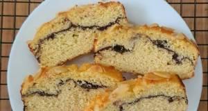 Keto cinnamon cake (no mixer)