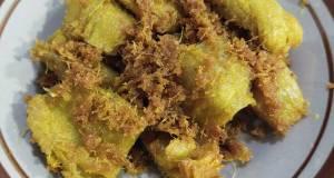 Vegan Ayam Ungkep Bumbu Kuning Dari Micia / Gluten (homemade)