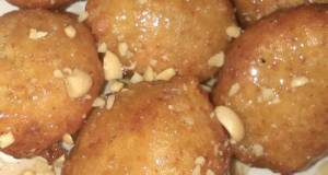 Loukoumades Enak Simple Bahan (greek Doughnut/donat Yunani)