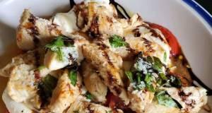 Caprese Chicken (Italian/Keto)