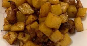 Samcan kentang goreng kecap