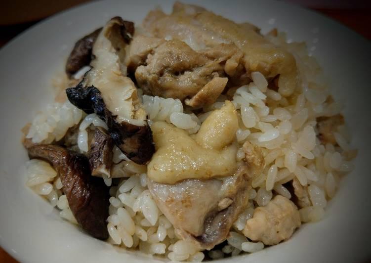 麻油香菇雞飯食譜 by Lalala - Cookpad