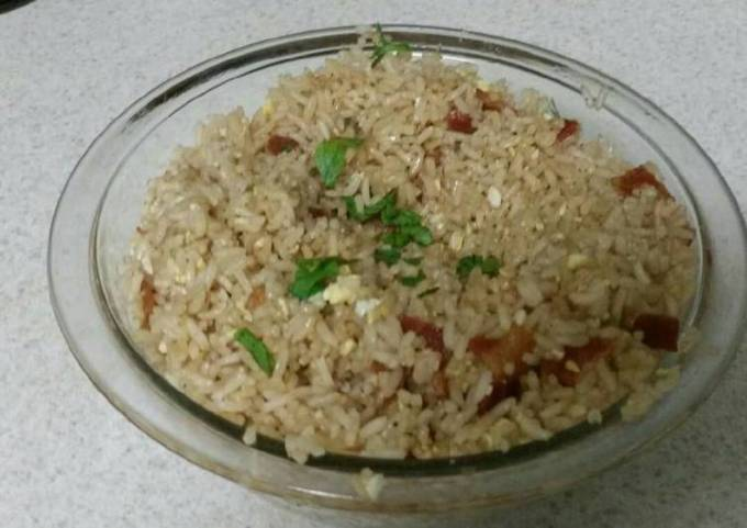Delicious & Easy Fried Rice