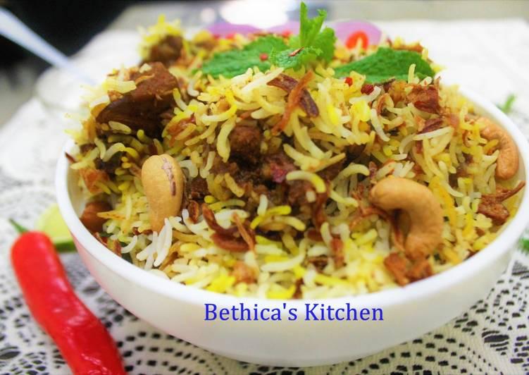Thalassery Mutton Biryani