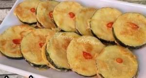 Hobak Jeon (Zucchini Pancake)