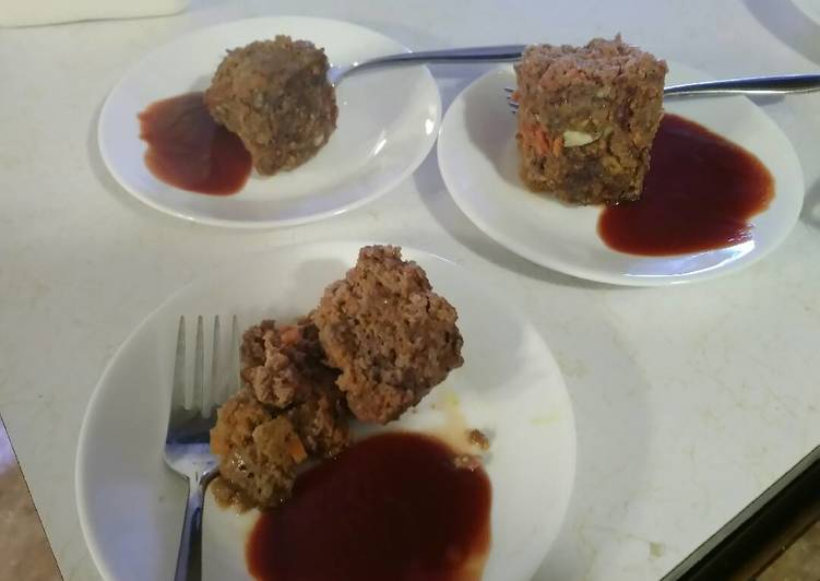 Confetti Meatloaf