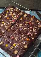 Brownies Panggang Lembut : brownies, panggang, lembut, Resep, Brownis, Panggang, Lembut, Sederhana, Rumahan, Cookpad