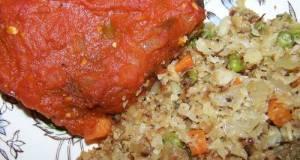 Cauliflower Rice ~ Gluten Free And Paleo