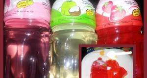 Jelly botol fantasi