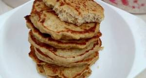 Pancake Pisang Tanpa Tepung