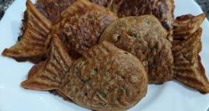 Zucchini Sunkist Pancake Taiyaki Gluten Free Dairy Free No Mixer