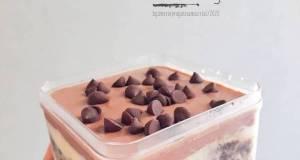 Oreo Cheese Pudding Cadburry Vla