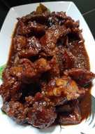 Krengsengan Daging Kambing : krengsengan, daging, kambing, Resep, Krengsengan, Kambing, Sederhana, Rumahan, Cookpad