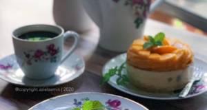 Manggo Cheese Cake